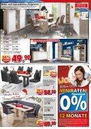 Weihnachts-Aktionspreise bei Robin Hood, Möbel & Küchen, 78166 Donaueschingen - Page 7