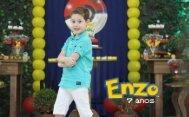 Enzo - 7 anos
