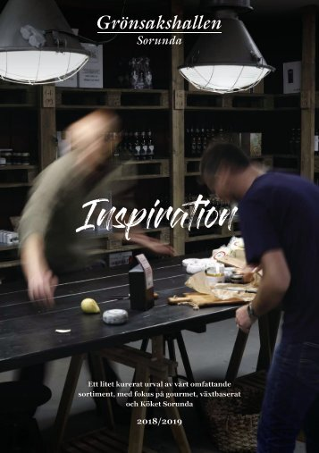 Inspiration 2018/2019