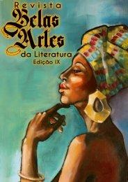 REVISTA BELAS ARTES DA LITERATURA IX EDIÇÃO
