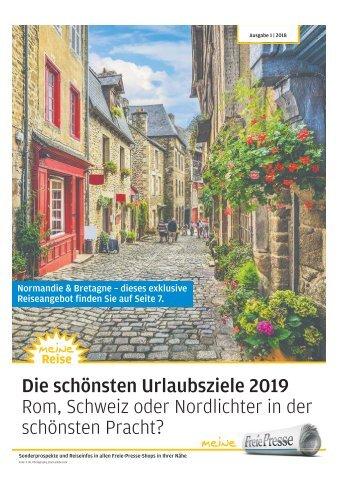 Reisemagazin - 1|2018