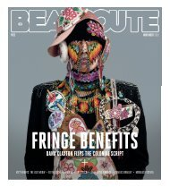 BeatRoute Magazine BC Edition November 2018