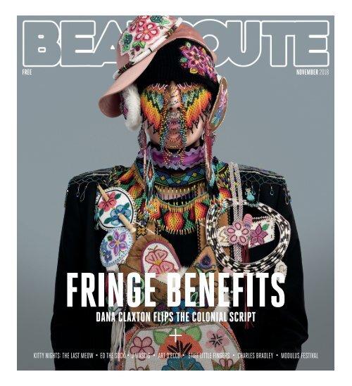 BeatRoute Magazine BC Edition November 2018