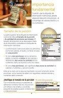 Informacion nutricional - Page 6