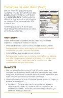 Informacion nutricional - Page 7