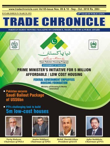 Trade Chronicle SEP OCT 18