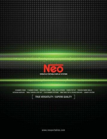 avaliable accessory - Neo Portables