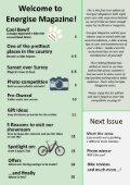 Energise Magazine - Issue 1 - November 2018 - Page 2
