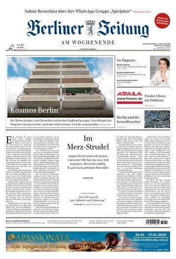Berliner Zeitung 03.11.2018