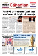 The Canadian Parvasi-issue 66 - Page 3