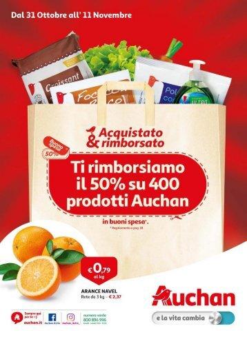 Auchan Sassari 2018-10-31