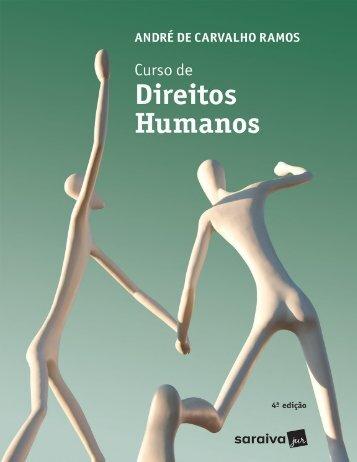 Curso de Direitos Humanos (2017) - André de Carvalho Ramos