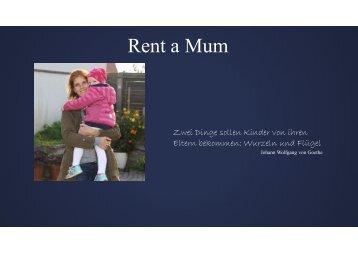 Rent a Mum