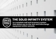 SOLID INFINITY SYSTEM A5 Catalogue