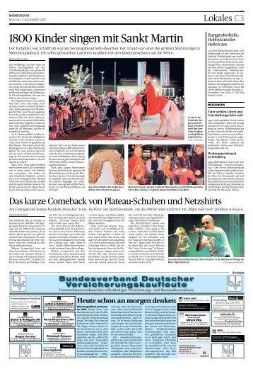 Bundesverband Deutscher Versicherungskaufleute  -05.11.2018-
