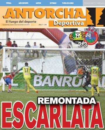 Antorcha Deportiva 341