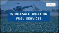 Wholesale Aviation Fuel Services Provider Tribute Aviation