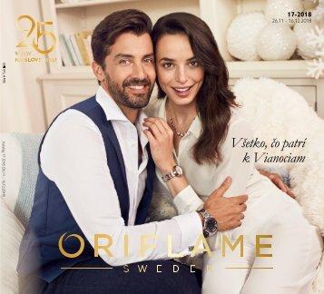 Oriflame katalóg 2018/17