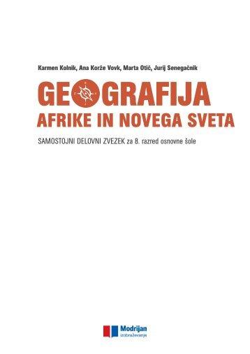 geografija afrike in novega sveta sdz 001-156