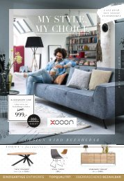 Interliving FREY - XOOON My Style, My Choice