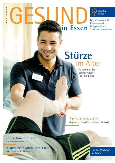 Gesund in Essen - Patientenzeitschrift #10