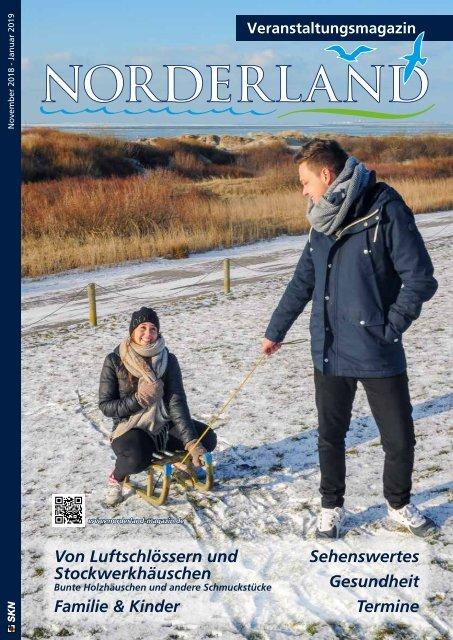 Norderland November - Januar