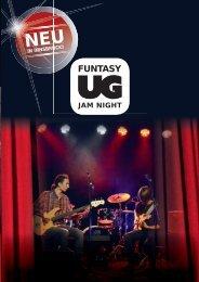 Funtasy UG Jam Night A6 einzeln