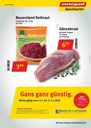 Gastro Flugblatt 23/2018