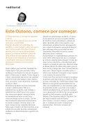 CUIDAR + | EDIÇÃO #1 | OUTONO - Page 4