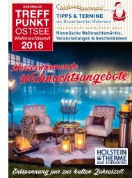 Treffpunkt Ostsee Weihnachten 2018