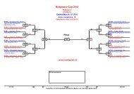 Bydgoszcz Cup 2012