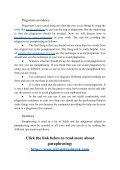 How to paraphrase to avoid plagiarism - Page 4