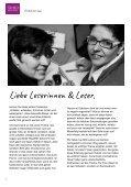 SHE works! - Das Wirtschafts- und Karrieremagazin für Frauen - Page 4
