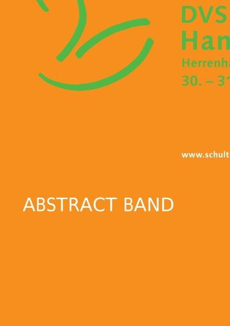 Abstractband 15 - DVSE