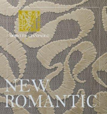 MORELLO GIANPAOLO - NEW ROMANTIC catalog
