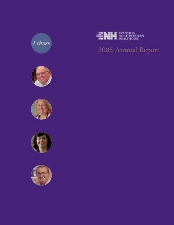 2005 Annual Report - lightstormimages . com