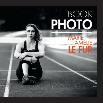 Book photos Marie Amelie Le Fur