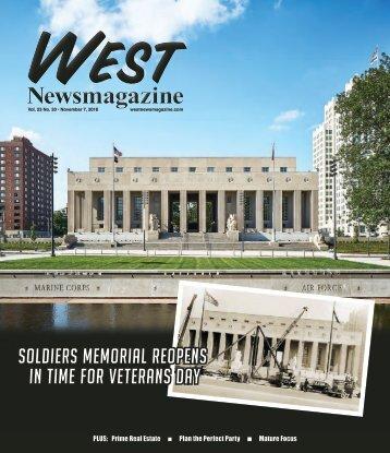 West Newsmagazine 11-7-18
