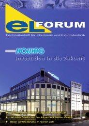 EL FORUM Juni 2009
