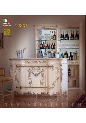 MORELLO GIANPAOLO - LUXOR catalog