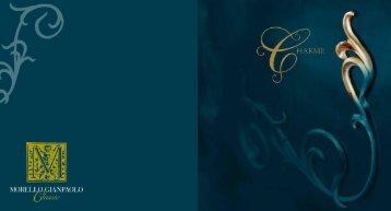 MORELLO GIANPAOLO - CHARME catalogue