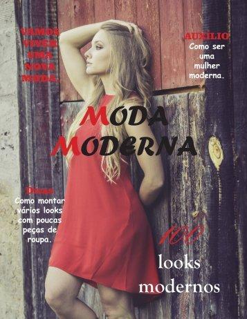MODA MODERNA