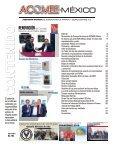Acomee Mexico - Septiembre Octubre 2018 - Page 4