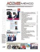 Acomee Mexico - Septiembre Octubre 2018o - Page 4