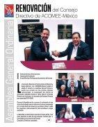 Acomee Mexico - Septiembre Octubre 2018o - Page 6