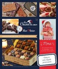Catalogue chocolats 2018