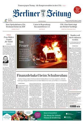 Berliner Zeitung 05.11.2018