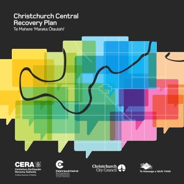 Christchurch Central Recovery Plan March 2014