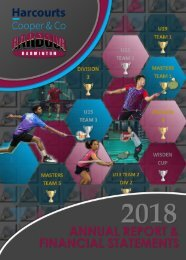 Annual Report 2018 Final