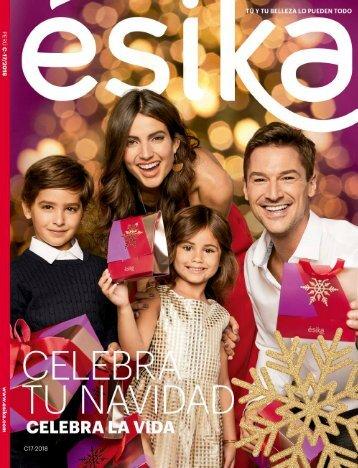 Esika - Celebra tu Navidad Celebra la Vida